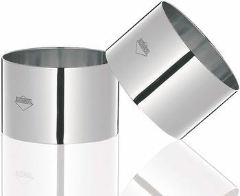 Küchenprofi Dessertringe Vorspeisenringe rund Ø 8 cm 6er-Set