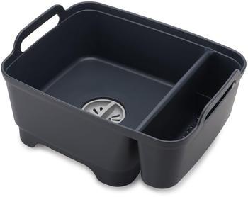 joseph-joseph-wash-drain-spuelwanne-mit-abfluss-und-utensilienfach-grau