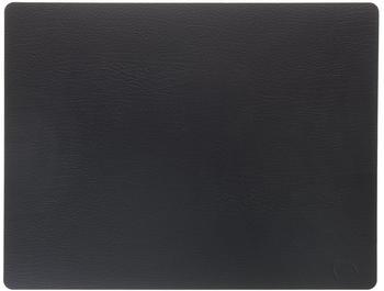 LINDDNA Square bull Tischset L schwarz