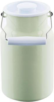 Riess Milchkanne mit Deckel nilgrün 2l