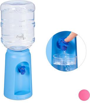 relaxdays-wasserspender-mit-tank-blau