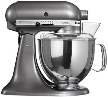 KitchenAid Artisan 5KSM150PS EMS medaillon-silber