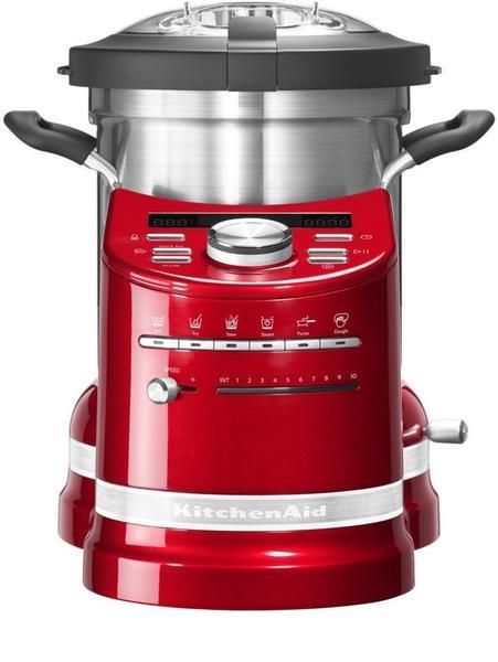 KitchenAid Artisan Cook Processor 5KCF0103EER Empire Rot