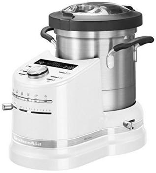 KitchenAid Artisan Cook Processor 5KCF0103EFP Frosted Pearl