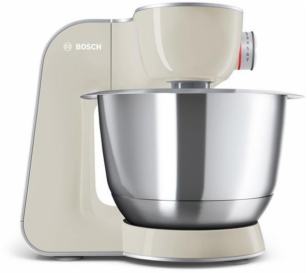 Bosch CreationLine MUM58L20 silber/beige
