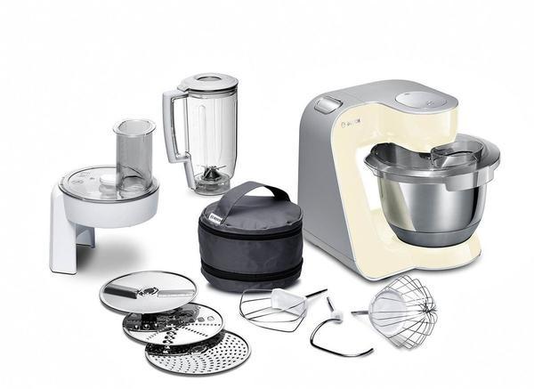 Bosch CreationLine MUM58920 smooth vanilla