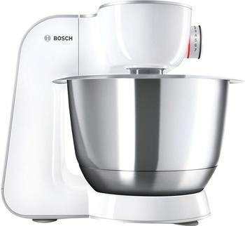 Bosch CreationLine MUM58234 silver/white
