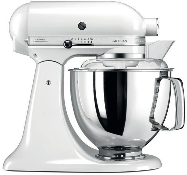 KitchenAid Artisan 5KSM175PS EWH weiß