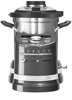 KitchenAid Artisan Cook Processor 5KCF0104 EMS medaillon-silber