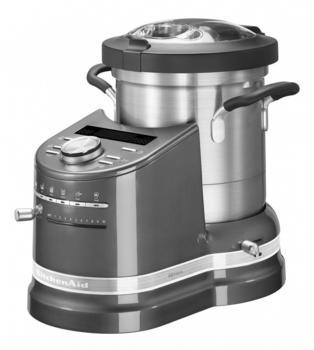 Kitchenaid CookProcessor 5KCF0103EMS Medaillon-Silber