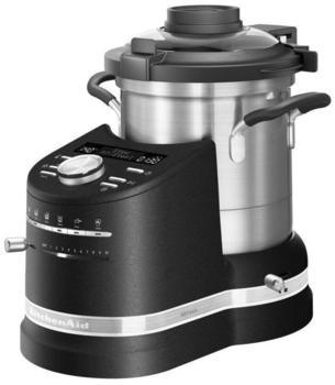 KitchenAid Artisan Cook Processor 5KCF0104 EBK gusseisen-schwarz