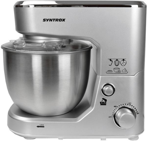 Syntrox Germany Küchen-Chef KM-1000W silver