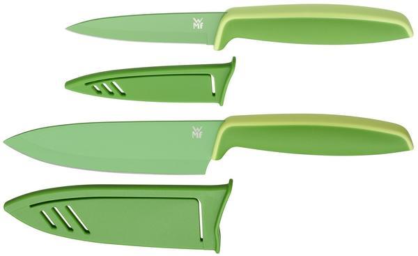 WMF Touch Messer-Set 2 tlg. (grün)