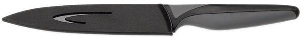 Echtwerk Universalmesser, Stahl, »BlackSteel« schwarz
