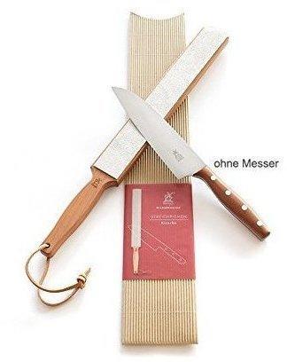 Herder Windmühlenmesser Streichriemen aus Leder