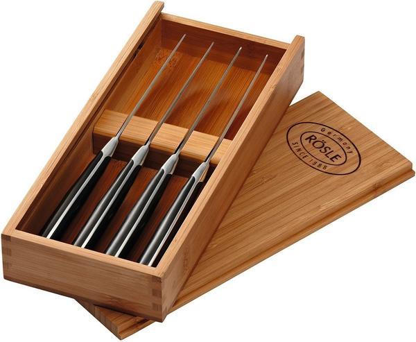 Rösle Steakmesser 4er Set ( 25147)