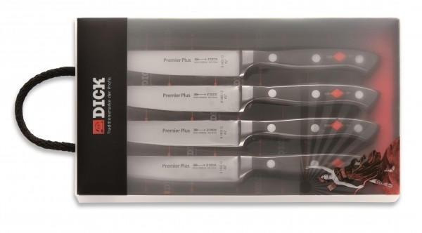 Friedr.Dick Premier Plus Steakmesser 12 cm 4 tlg.