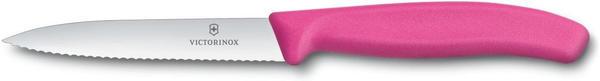 Victorinox Gemüsemesser 10 cm (6.7736) pink