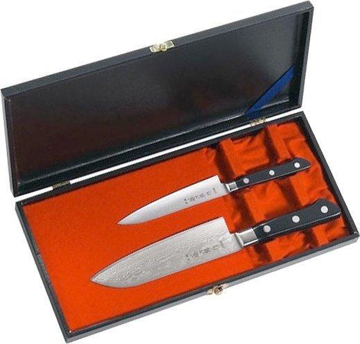 Tojiro Damaskus Pro 63 Messer-Set 2 tlg. (ID4908)