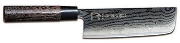 Tojiro Nakirimesser 16,5 cm Sippu Black Damast Fd-1598