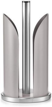 zeller-kuechenrollenhalter-edelstahl-metall-matt-taupe-27216