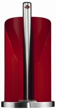 Wesco Papierrollenhalter rot (322 105-02)