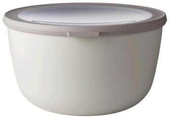 Rosti Mepal Multi Bowl cirqula 3000 ml nordic weiß