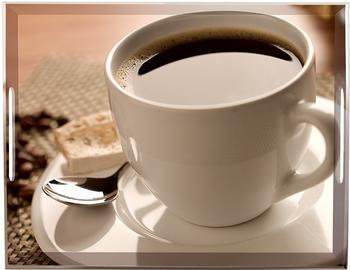 Emsa Classic Tablett Cup of Coffee 40 x 31 cm