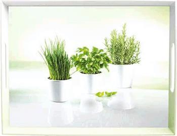 Emsa Classic Tablett Herbs 50 x 37 cm