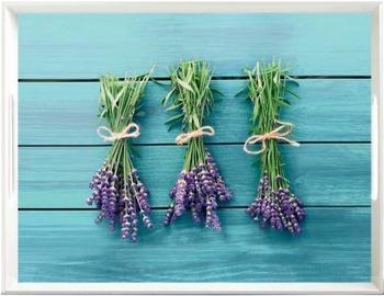 Emsa Classic Tablett Lavender 50 x 37 cm
