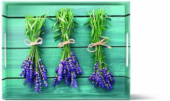 Emsa Classic Tablett Lavender 40 x 31 cm