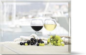 Emsa Classic Tablett Summer Wine 50 x 37 cm