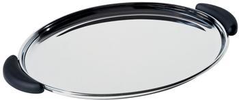 Alessi Bombe Tablett mit Griffen 43 x 33,5 cm