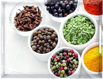 Emsa Classic Tablett 40 x 31 cm Spices