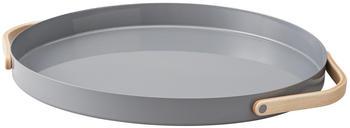 Stelton Emma Tablett 36 cm grau