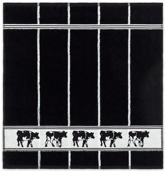 damai-geschirrtuch-zwart-bont-set-4-tlg-schwarz-weiss