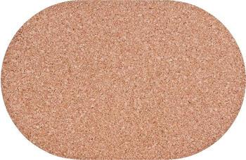 Zeller Platzset (Set 4-tlg) 29x44 cm oval - Kork natur