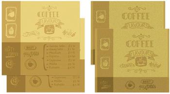 damai-flavour-kombi-set-2-spueltuecher-2-geschirrtuecher-saffron-2-x-60x65-cm-2-x-50x55-cm