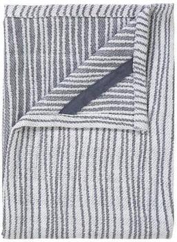Blomus Grid Geschirrtücher Gunmetal Set 2-teilig grau