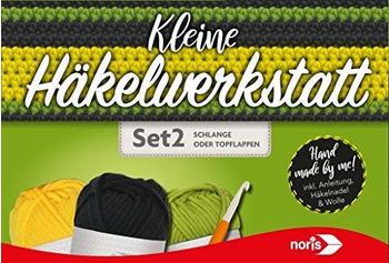 Noris Kleine Häkelwerkstatt Topflappen (606041840)