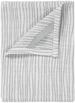 Blomus Geschirrtuch Belt Set 2-teilig lily white/elephant skin (63837)