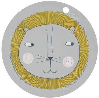 OYOY Mini Kindertischset Löwe abwischbar