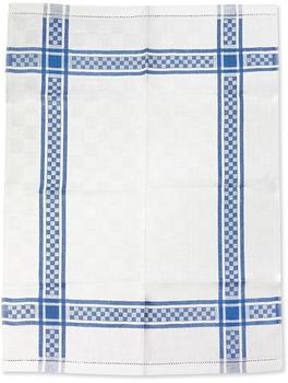 Ross Geschirrtuch Exquisit 60 x 80 cm blau