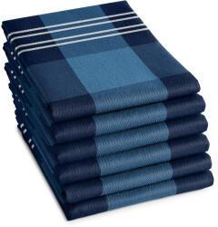 Damai DDDDD Geschirrtuch Feller Set 6-teilig blue/black