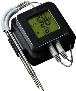 Adexi Orange County Smokers Digitales BBQ Thermometer