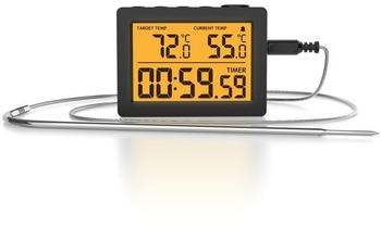 PRIMASTER Bratenthermometer 3 in 1