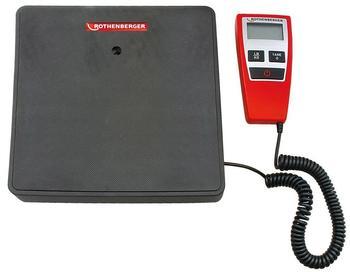 ROTHENBERGER ROSCALE 120 Digitalwaage, 120kg