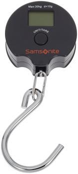 Samsonite Travel Accessories Digital Luggage Scale Gepäckwaage graphit