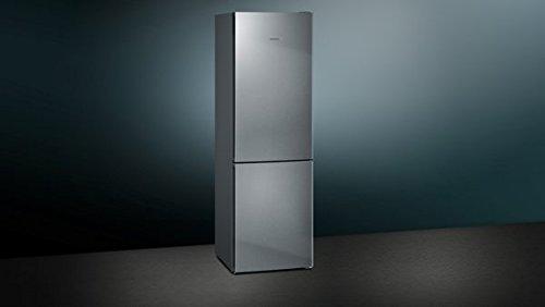 Siemens Kühlschrank Silber : Siemens kg nvi a kühl gefrierkombination edelstahl tests und
