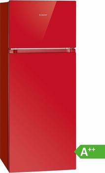 bomann-dt-7318-kuehl-gefrierkombination-rot